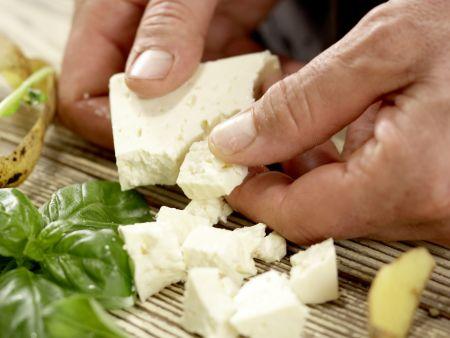 Hähnchen-Kartoffel-Salat: Zubereitungsschritt 10