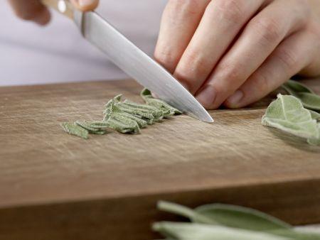 Hähnchen-Pasta: Zubereitungsschritt 4