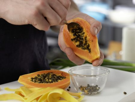 Hähnchen im Tortillamantel: Zubereitungsschritt 2