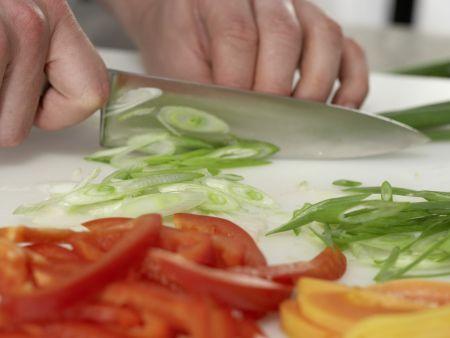 Hähnchen im Tortillamantel: Zubereitungsschritt 7