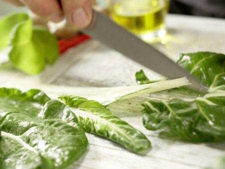 Hähnchenbrust mit Cashewkruste: Zubereitungsschritt 2