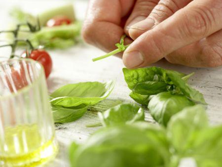 Hähnchenbrust in der Folie gegart: Zubereitungsschritt 10