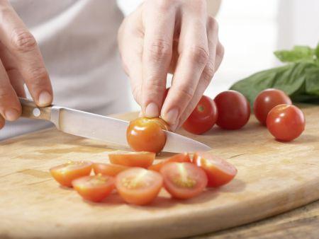 Hähnchenbrust mit Spargel: Zubereitungsschritt 5