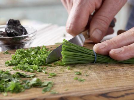 Hähnchenfilet auf arabische Art: Zubereitungsschritt 5