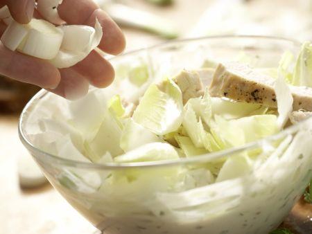 Hähnchensalat mit Trauben: Zubereitungsschritt 10
