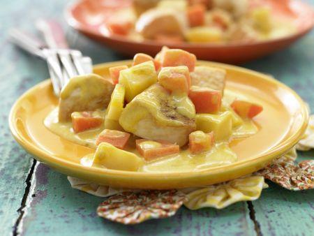 Häschens Hähnchen-Curry
