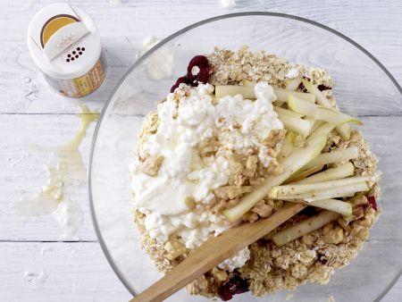 Haferflocken-Frühstück: Zubereitungsschritt 5
