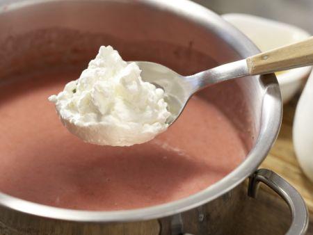 Hafertaler mit Erdbeercreme: Zubereitungsschritt 10