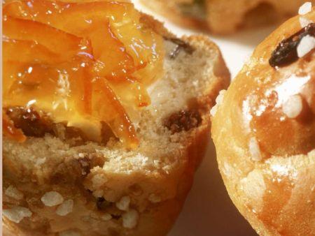 Rezept: Hefe Muffins