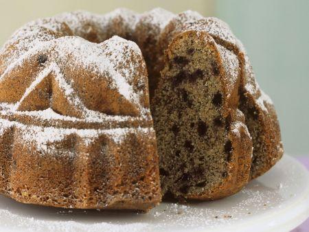 Heidelbeer-Mohn-Kuchen