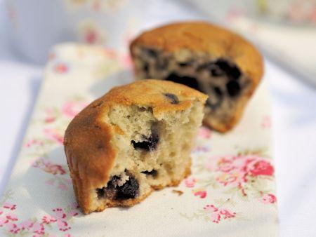 Rezept: Heidelbeer-Muffin