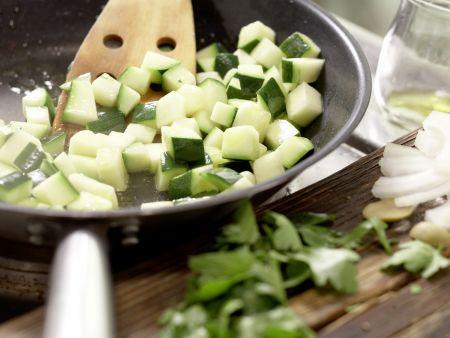 Heilbutt aus der Pfanne: Zubereitungsschritt 10