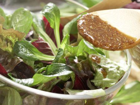 Herbstlicher Salat mit Lammfilet: Zubereitungsschritt 9