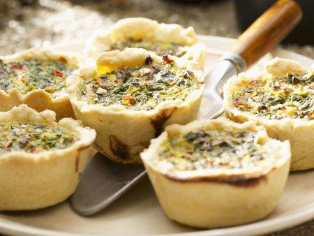 Herzhafte Muffins mit Gemüse
