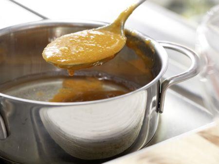 Himbeer-Aprikosen-Tarte: Zubereitungsschritt 10