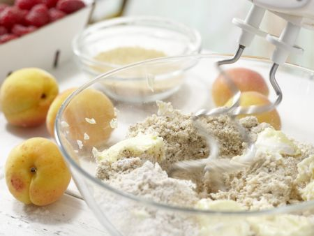 Himbeer-Aprikosen-Tarte: Zubereitungsschritt 2