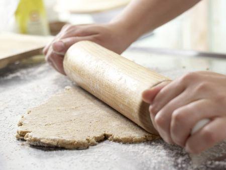Himbeer-Aprikosen-Tarte: Zubereitungsschritt 3