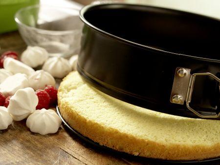 Himbeer-Sahne-Torte: Zubereitungsschritt 11