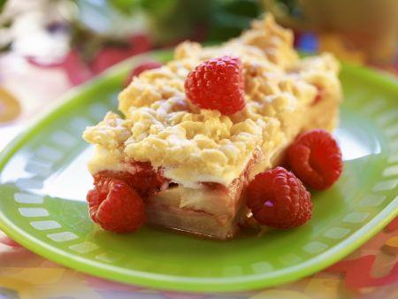 Himbeer-Streuselkuchen