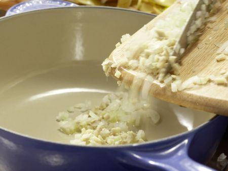 Hirschsteaks aus dem Ofen: Zubereitungsschritt 3