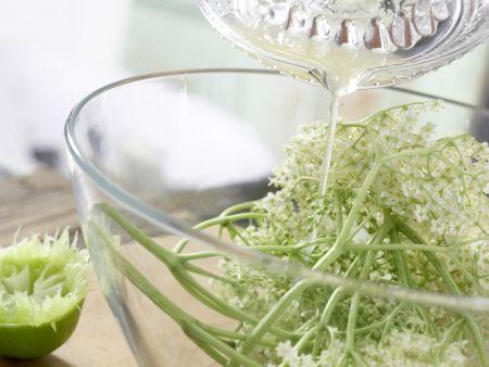 Holunderblüten-Joghurt-Eis: Zubereitungsschritt 2