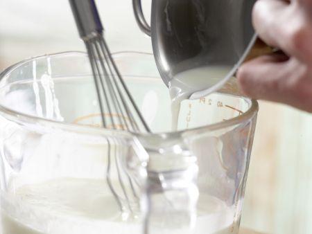 Holunderblüten-Joghurt-Eis: Zubereitungsschritt 7