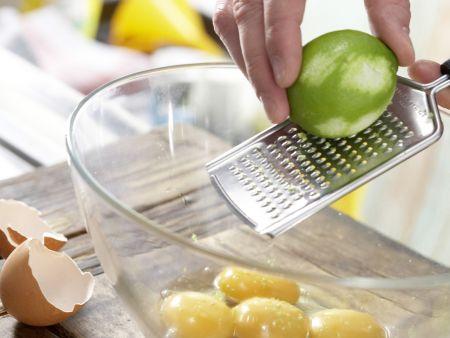 Holunderblüten-Küchlein: Zubereitungsschritt 5