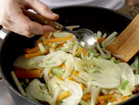 Honig-Gemüse: Zubereitungsschritt 7