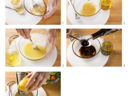 honig senf vinaigrette herstellen rezept eat smarter. Black Bedroom Furniture Sets. Home Design Ideas