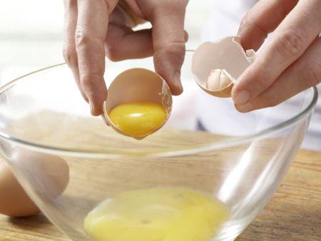 Honigkuchen mit Orangencreme: Zubereitungsschritt 2