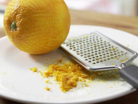 Honigkuchen mit Orangencreme: Zubereitungsschritt 8