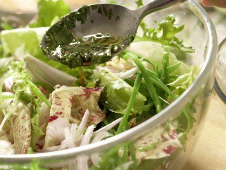 Hummer-Papaya-Salat: Zubereitungsschritt 10
