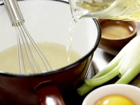 Hummer in Weingelée: Zubereitungsschritt 3