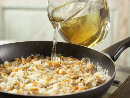 Indische Reis-Gemüse-Pfanne: Zubereitungsschritt 4