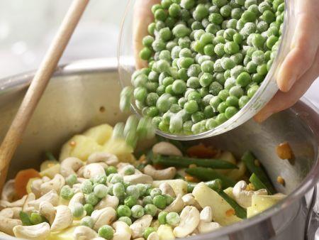 Indisches Gemüse-Curry: Zubereitungsschritt 11