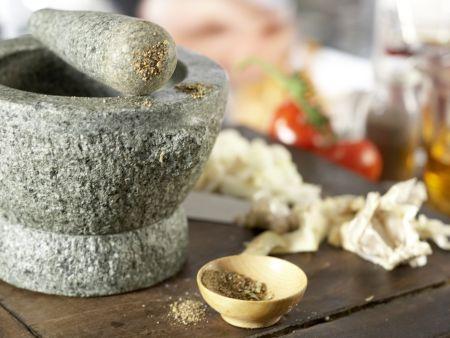 Indisches Hähnchen-Curry: Zubereitungsschritt 2