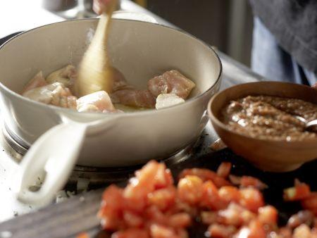Indisches Hähnchen-Curry: Zubereitungsschritt 8