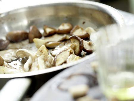 Italienisches Jägerschnitzel – smarter: Zubereitungsschritt 6