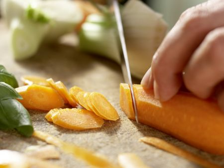 Italienisches Ofengemüse: Zubereitungsschritt 3