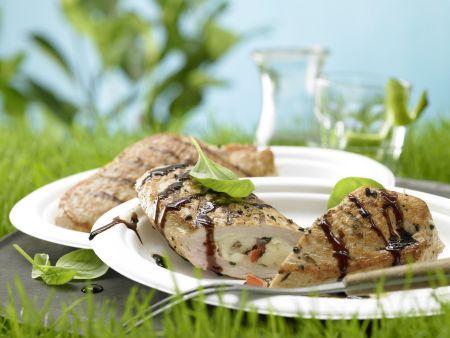 Rezept: Italienisches Putenschnitzel