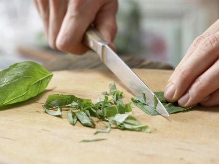 Italienisches Putenschnitzel: Zubereitungsschritt 3