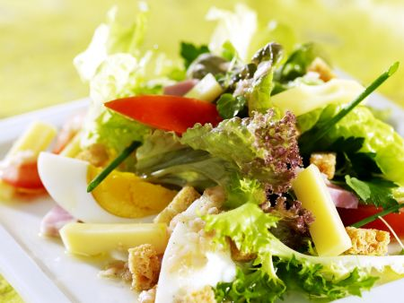 Jarlsberg Chef Salat
