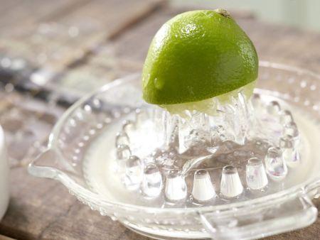 Joghurt-Eiscreme: Zubereitungsschritt 3