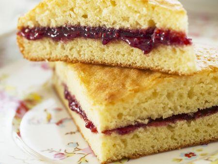 Joghurt-Himbeer-Kuchen