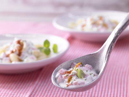 Joghurt-Knoblauch-Sauce