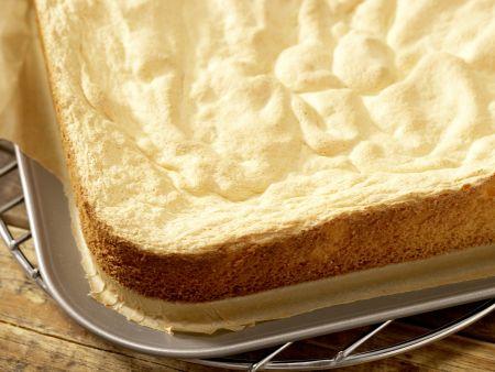 Joghurt-Pflaumen-Torte: Zubereitungsschritt 4