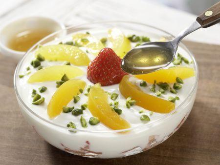 Joghurt-Quark-Schichtspeise: Zubereitungsschritt 6