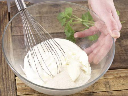 Joghurtcreme: Zubereitungsschritt 2
