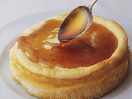 Joghurtkuchen mit Honig