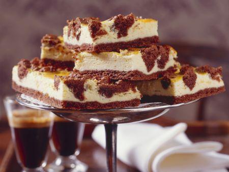 Käse-Schoko-Kuchen